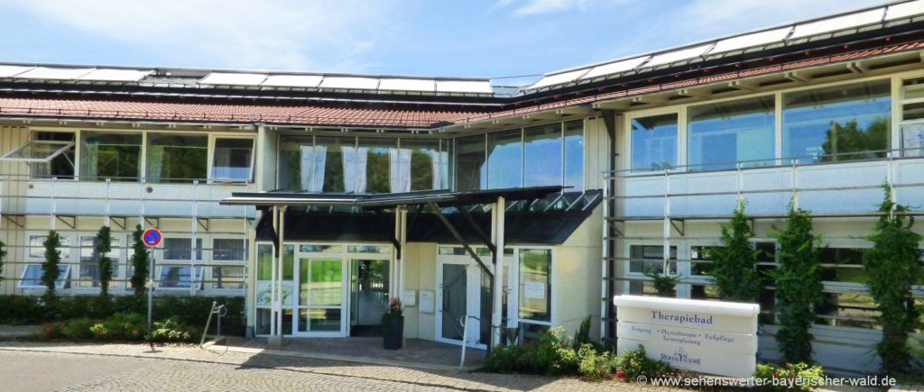 Wellnesstag in Bad Birnbach Rottal Terme in Niederbayern