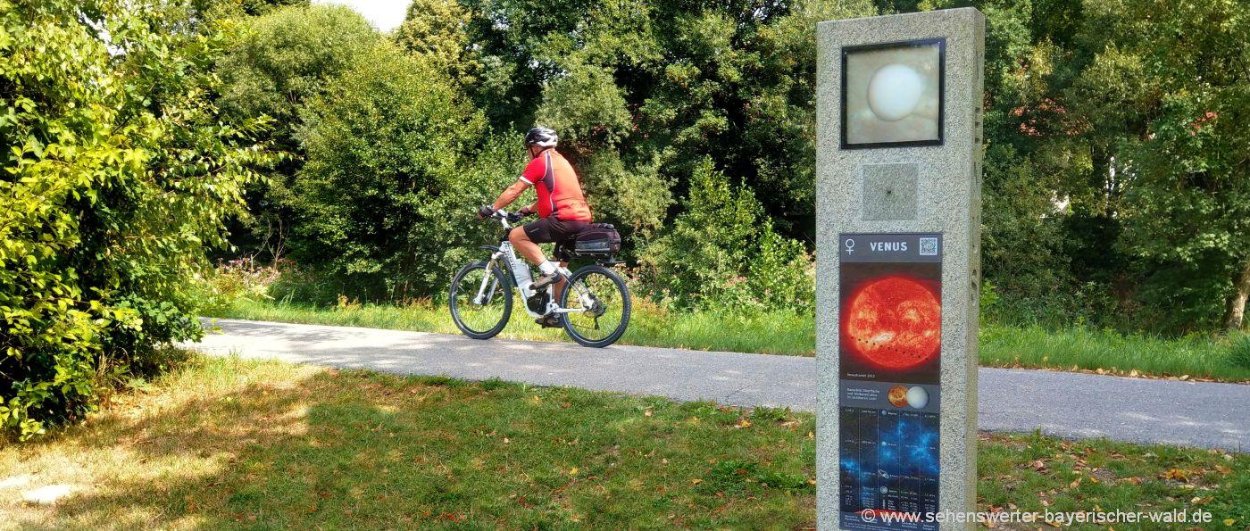 bad-kötzting-planeten-wanderweg-bayerischer-wald-radweg