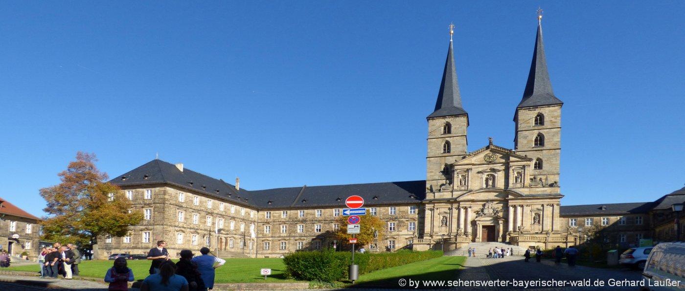 bamberg-stadt-sehenswürdigkeiten-kloster-michaelsberg-ausflugsziele