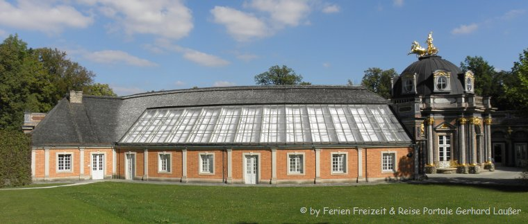 Sehenswürdigkeiten in Bayreuth Eremitage Ausflugsziele