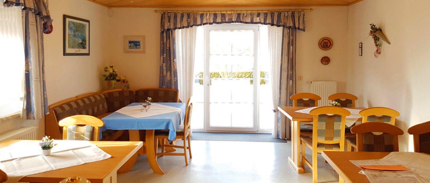 Pension im Stiftland Zimmer mit Frühstück im Landkreis Tirschenreuth