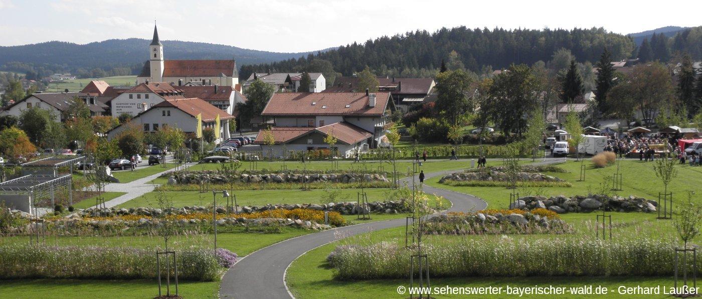 bischofsmais-kurort-bayerischer-wald-kurpark-panorama