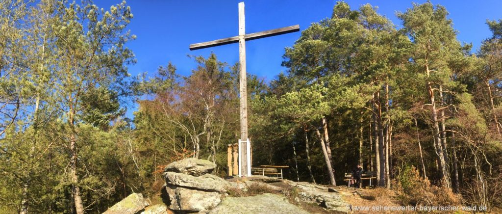 blaibach-predigtstuhl-wandern-jaegerkreuz-miltach-aussichtspunkt