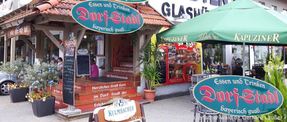 bodenmais-dorfstadl-erlebnis-gastronomie-tanzlokal-speiselokal-aussen-panorama-1000