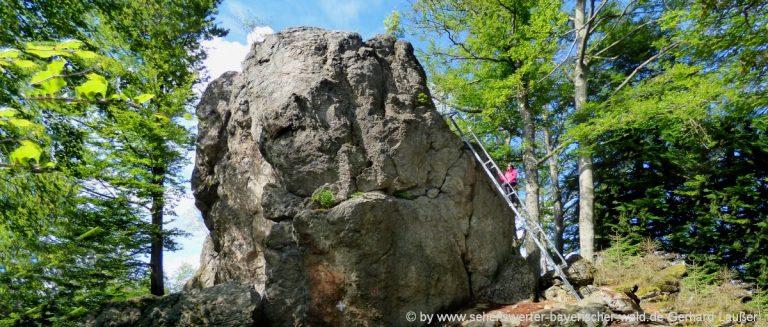 bodenmais-riederer-felsen-wanderung-bayerischer-wald-sehenswürdigkeiten