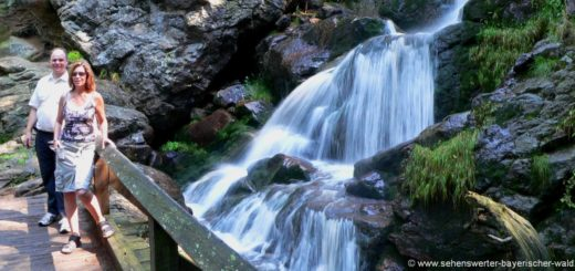 bodenmais-wanderung-risslochwasserfall-bayerischer-wald-ausflugsziel