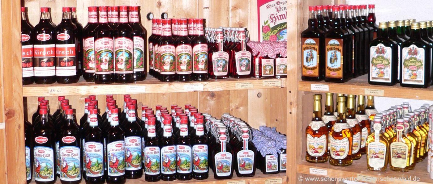 Schnapsbrennerei Gläserne Destille in Böbrach Schnaps, Likör, ...