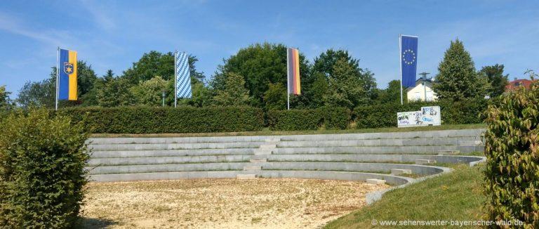 bogen-europapark-bayern-böhmen-ausflugsziel-stadtpark