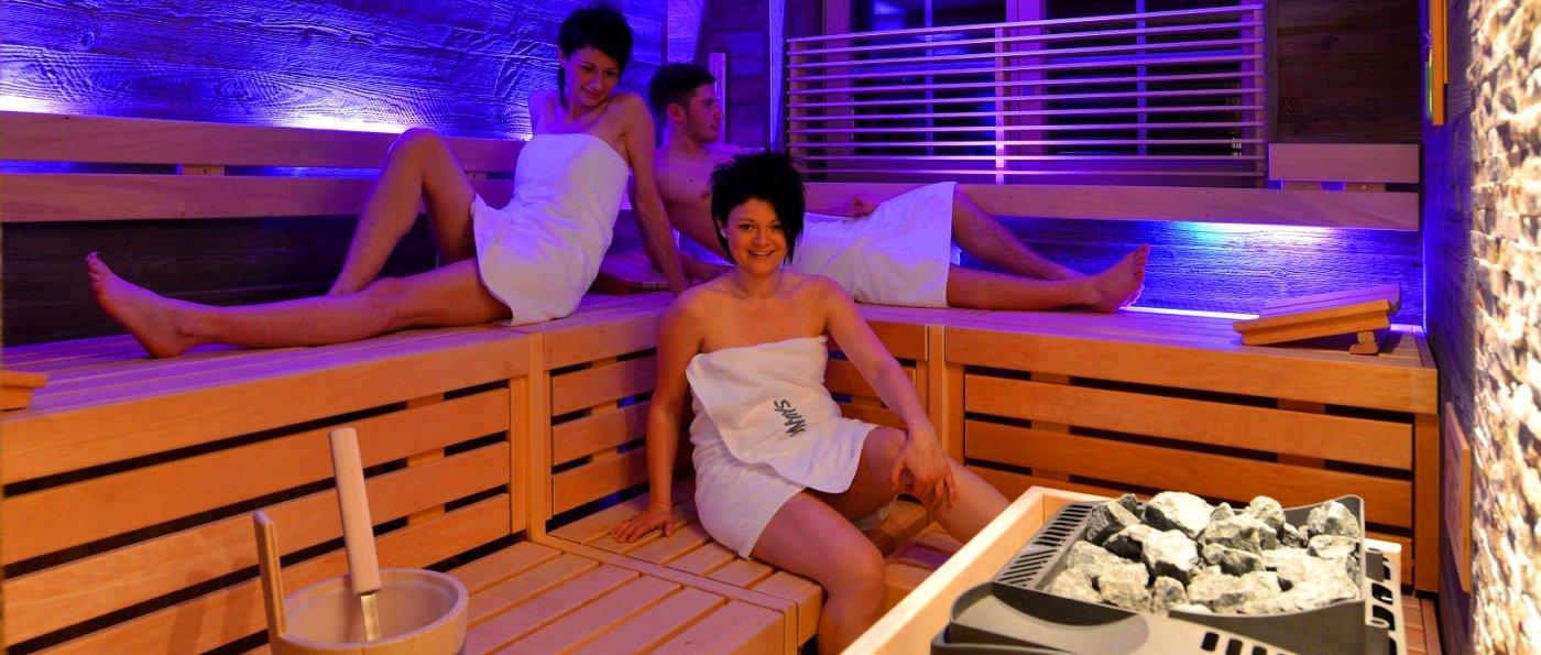 Wellnesstag bei Passau und Freyung Day Spa Angebote vom 3 Sterne Hotel mit Saunaoase