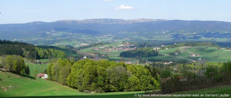 breitenberg-wandern-aussicht-bayerischer-wald-landschaft-huegel-panorama