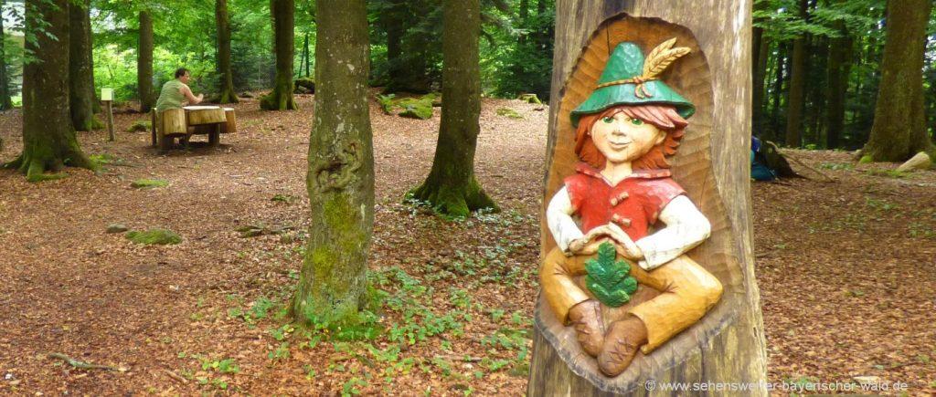 Wandern mit Kindern in Bayern: die besten Tipps im Bayerischen Wald