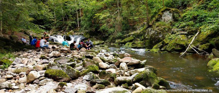 buchberger-leite-wanderweg-wildbach-klamm-wasserfall-bayerischer-wald