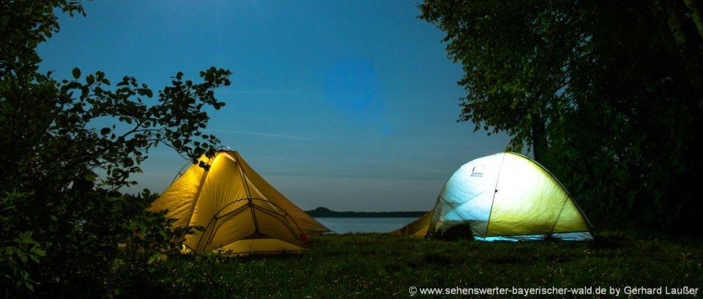 Tiny Houses und kreative Mietunterkünfte am Campingplatz und Zeltplatz