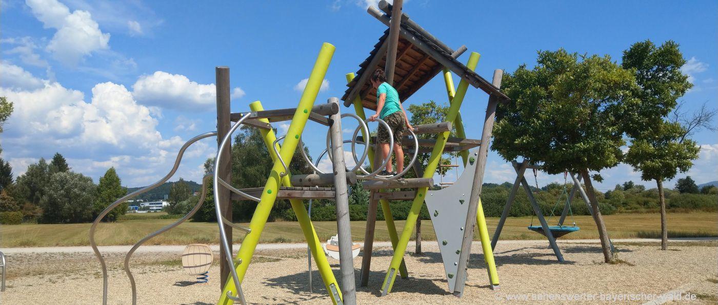 Freizeitgelände Quadfeldmühle in Cham Freizeitpark & Abenteuerspielplatz