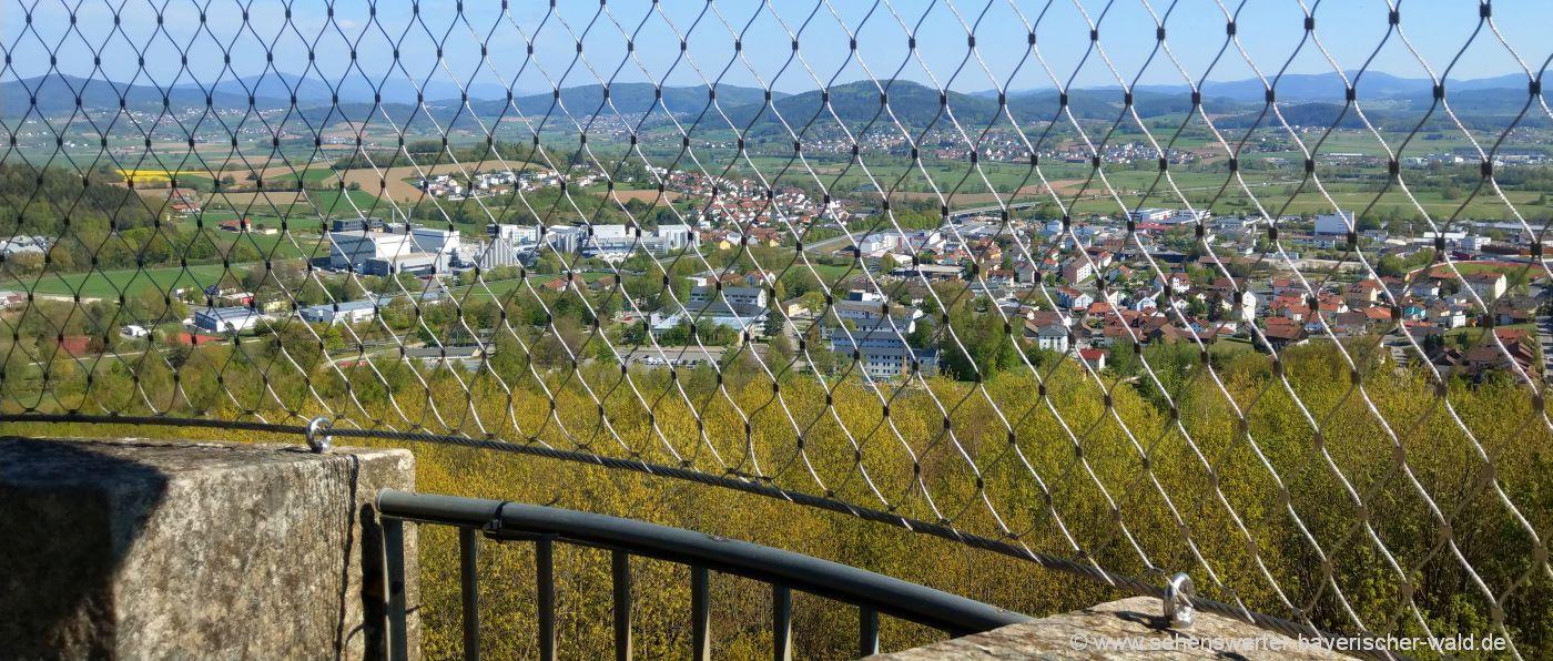 cham-luitpoldturm-aussichtsturm-luitpoldhoehe-oberpfalz