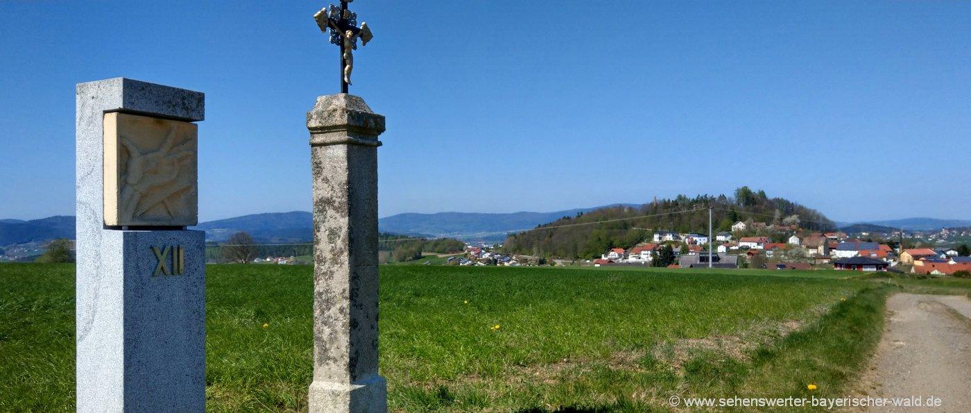 chamerau-kreuzweg-runding-eyberg-wanderweg-landkreis-cham