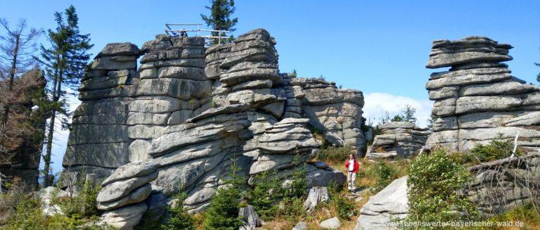 dreisessel-berg-wandern-bayerischer-wald-aussichtspunkt