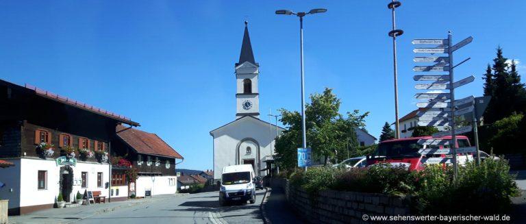 elisabethszell-ausflugsziele-haibach-kirche-sehenswürdigkeiten