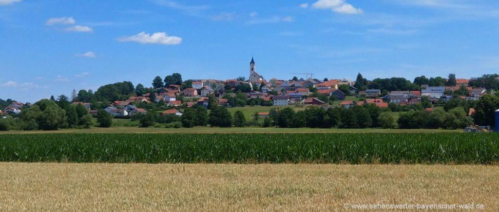 Ferienort & Kirche Eschlkam Ausflugsziele und Sehenswürdigkeiten