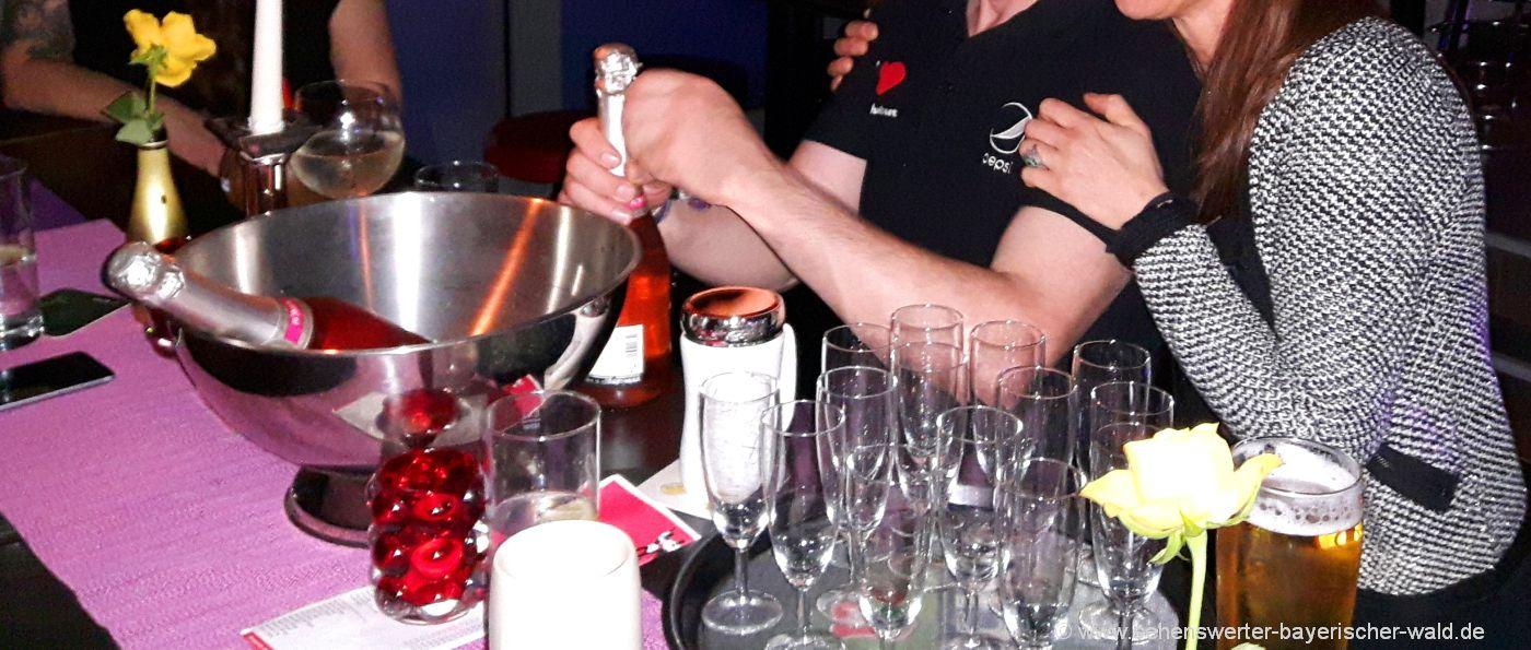 Eventlocation in Regensburg Partylocation, Raum oder Saal für Party mieten