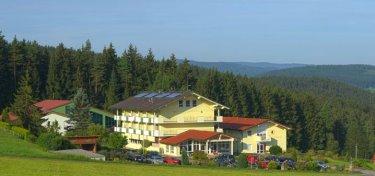 Heilfasten Hotel Ödhof im Bayerischen Wald