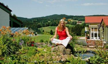 Fastenurlaub in Deutschland entspannen im Heilfasten Hotel Ödhof
