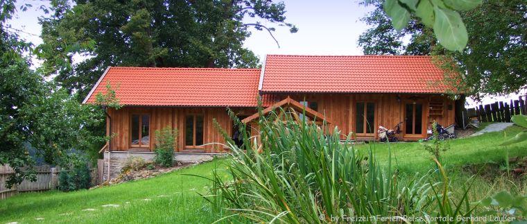 Ferienhaus am Bauernhof im Bayerischen Wald