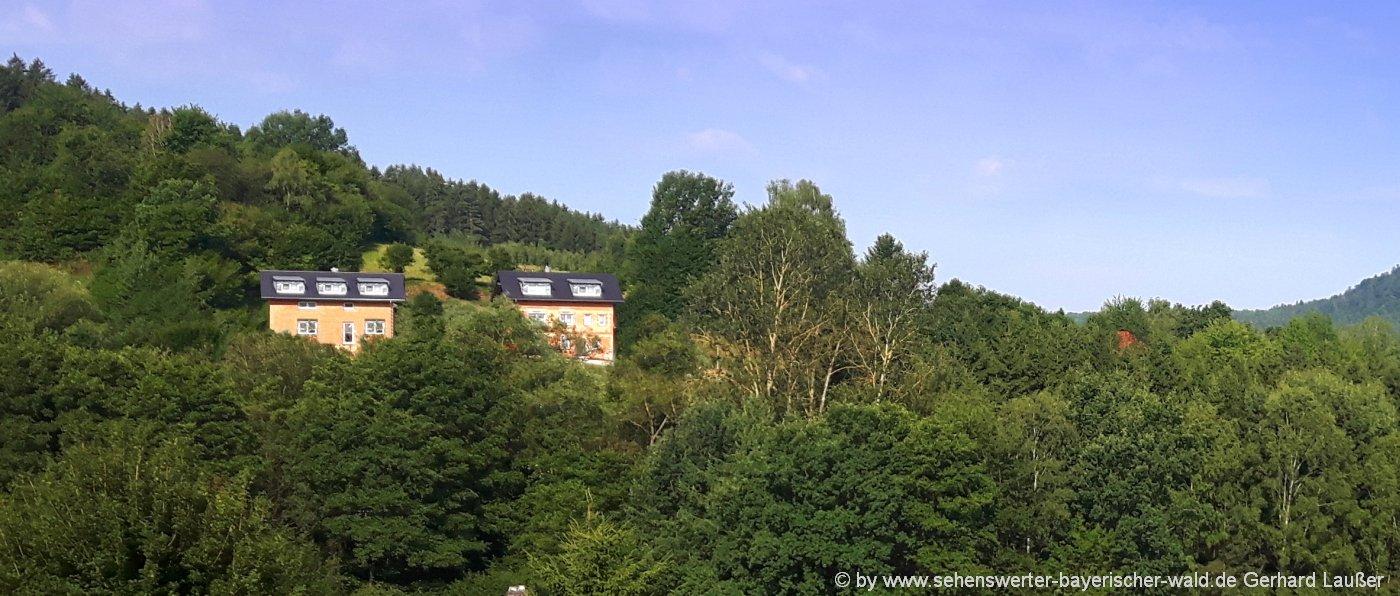 Bayerischer Wald günstige Ferienhäuser in Bayern preiswert mieten