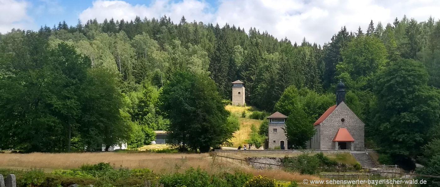 flossenbürg-konzentrationslager-ausflugsziele-oberpfalz