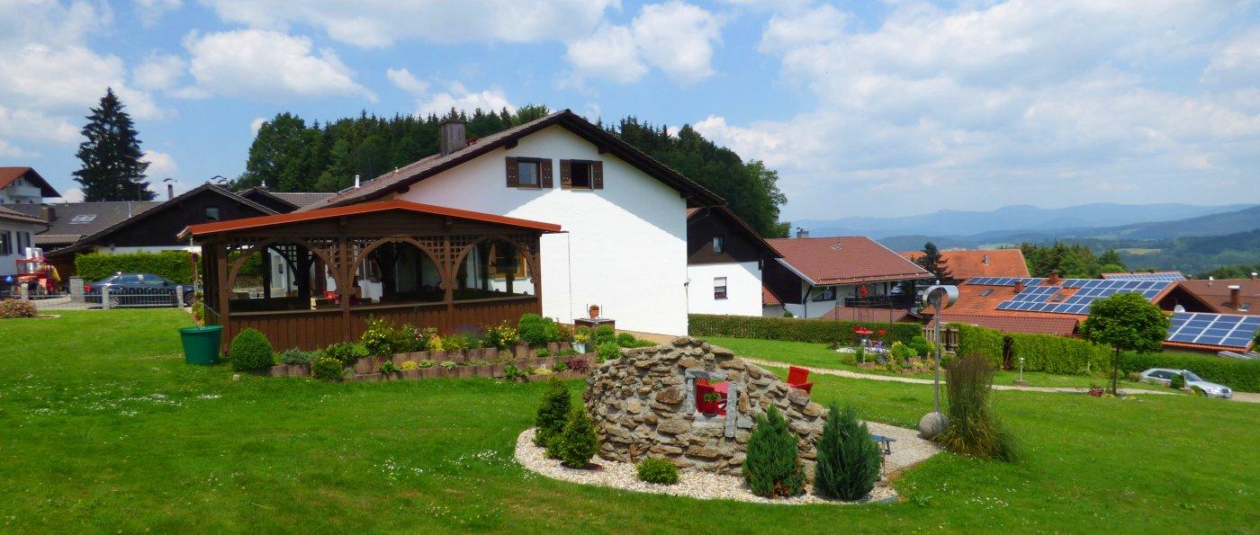 Pension Friedrich in Gotteszell Bayerischer Wald Ferienpension in Bayern