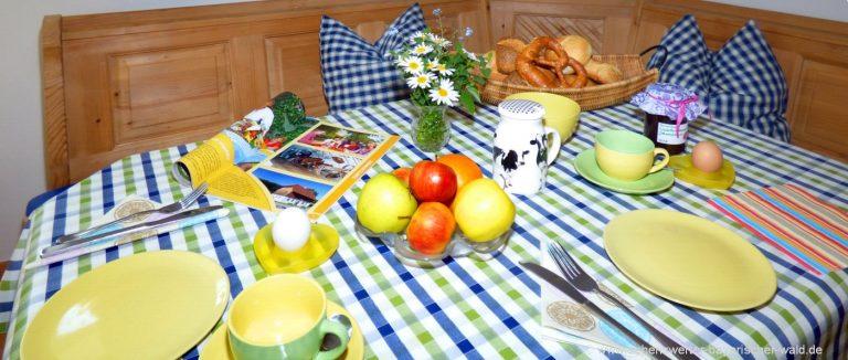frühstück-bauernhofurlaub-verpflegung-bayerischer-wald