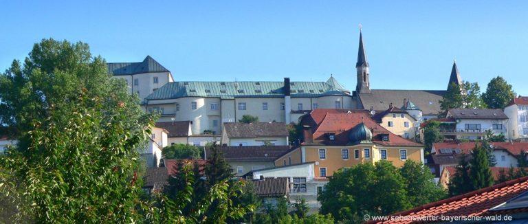 fürstenstein-schloss-bayerischer-wald-dreiburgenland-wanderungen