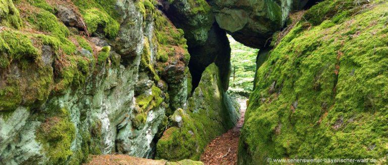 furth-im-wald-lixenrieder-felsenlabyrinth-bayerischer-wald-steinformationen