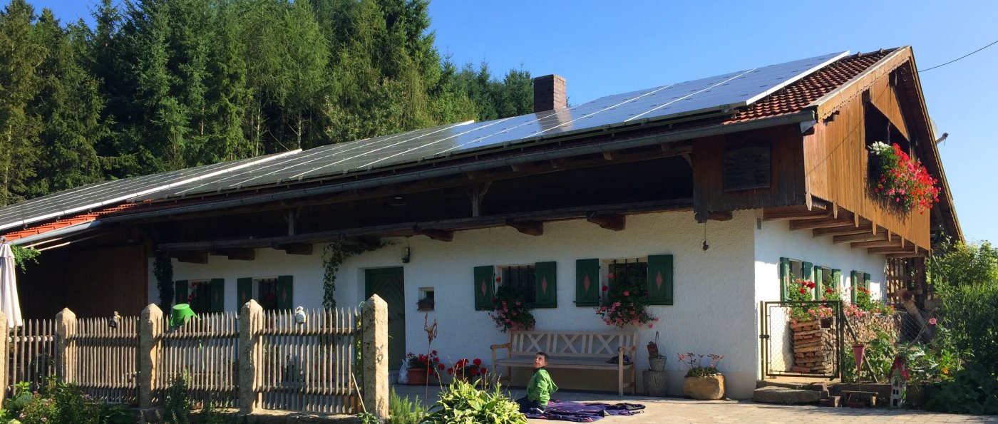 Gruppenunterkunft in Bayern mieten Gruppenhaus Bayerischer Wald