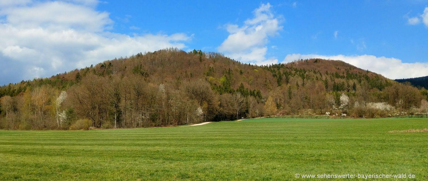 gleissenberg-burgstallweg-aussichtspunkt-gipfelkreuz-wanderung