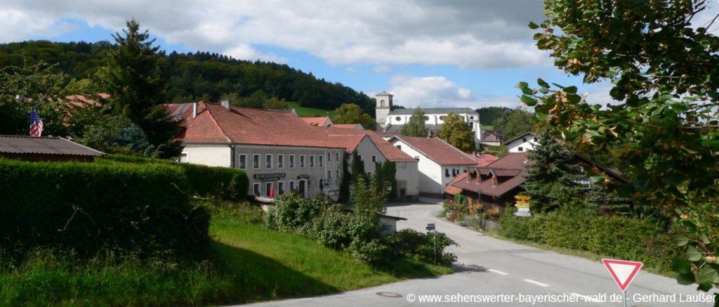 Vogelsang Wanderung Regensburger Stein und Klosterstein