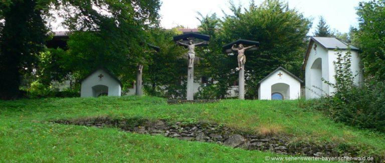 gotteszell-kalvarienberg-rundweg-wanderung-kloster-kirche