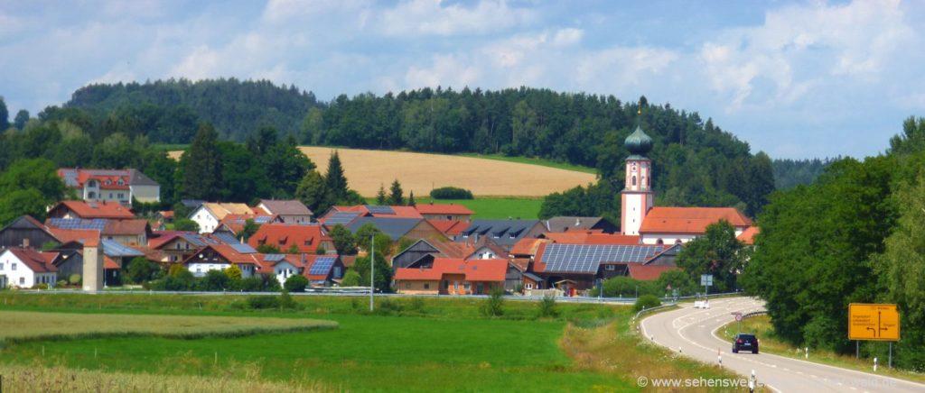 Freizeitangebote und Ausflugstipps Grafenkirchen & Pemfling
