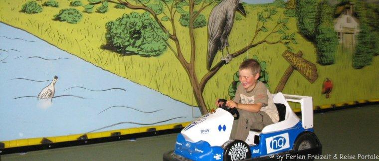 Family Aktivpark in Grünthal Kinder Indoor Funpark