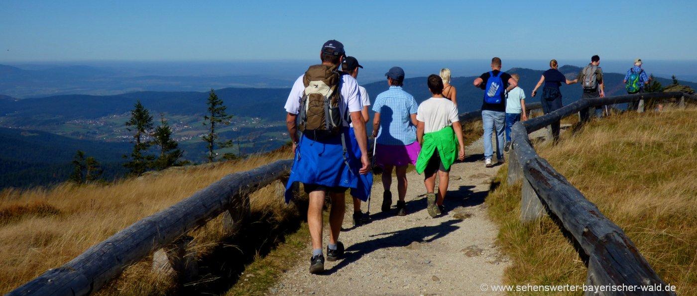 gruppenreisen-bayerischer-wald-gruppenfreizeiten-deutschland-wanderurlaub
