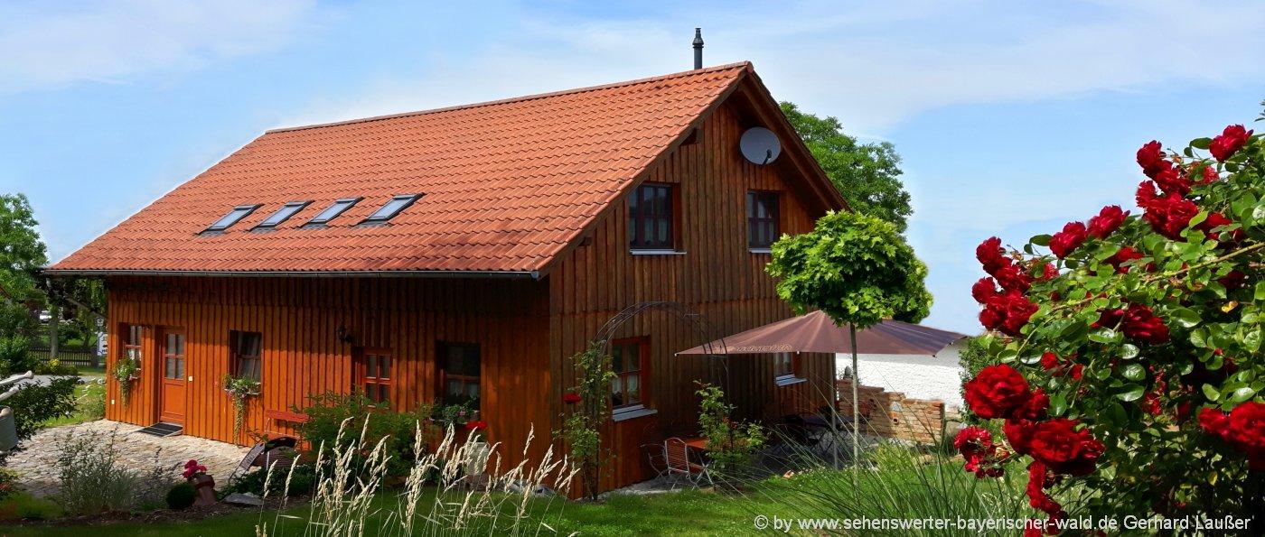 Bayerischer Wald Selbstversorgerhaus für Familien und Gruppen