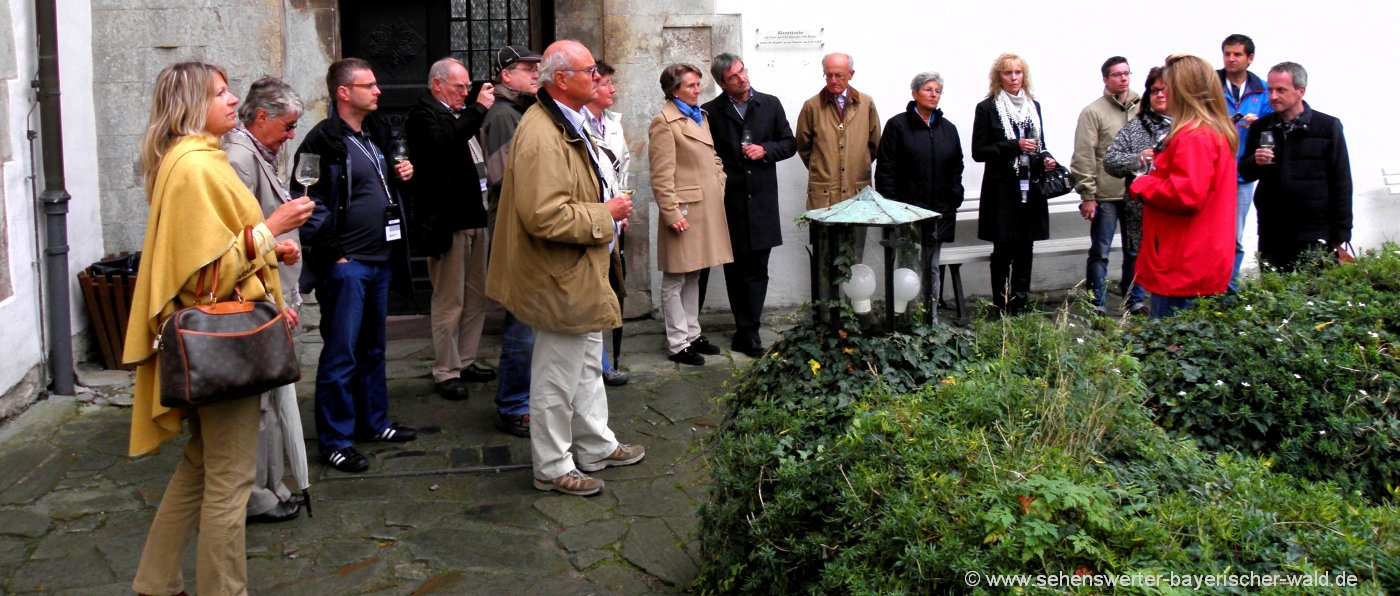Gruppenreisen nach Passau Gruppenhaus & Gruppenangebote in Niederbayern
