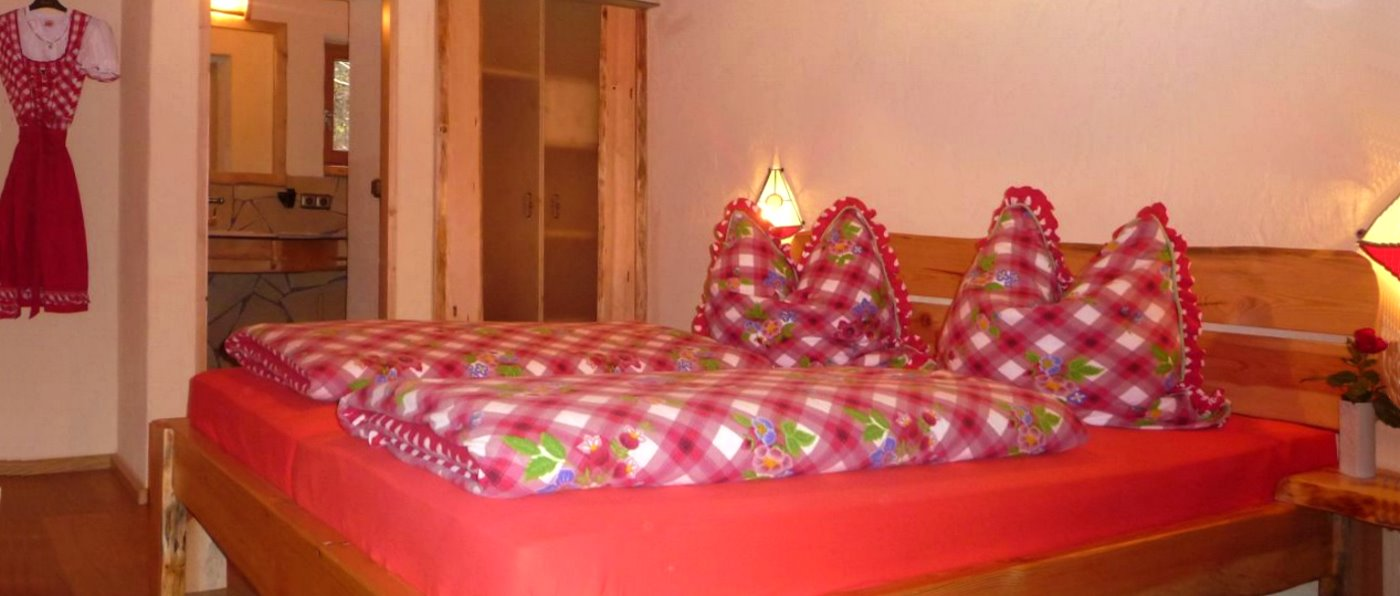 Zimmer im Bungalow Berghaus in Bayern mit Aussicht mieten