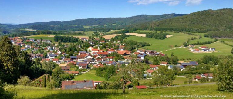 haibach-sehenswürdigkeiten-niederbayern-ausflugsziele-ortsansicht