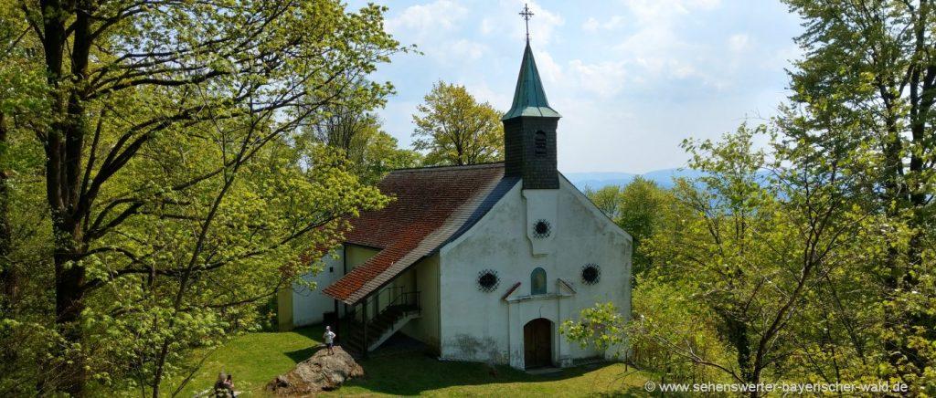 haidstein-wanderungen-wallfahrtskapelle-bayerischer-wald
