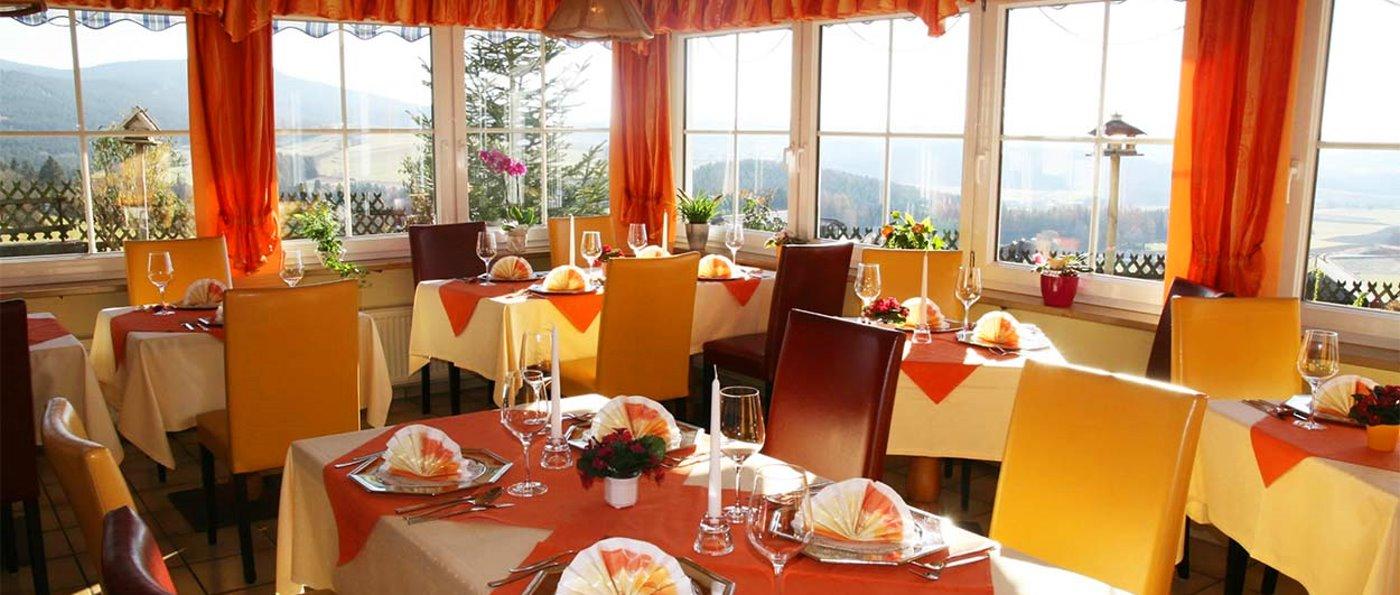 Bayerischer Wald Familien Hotel Haus am Berg in Rinchnach