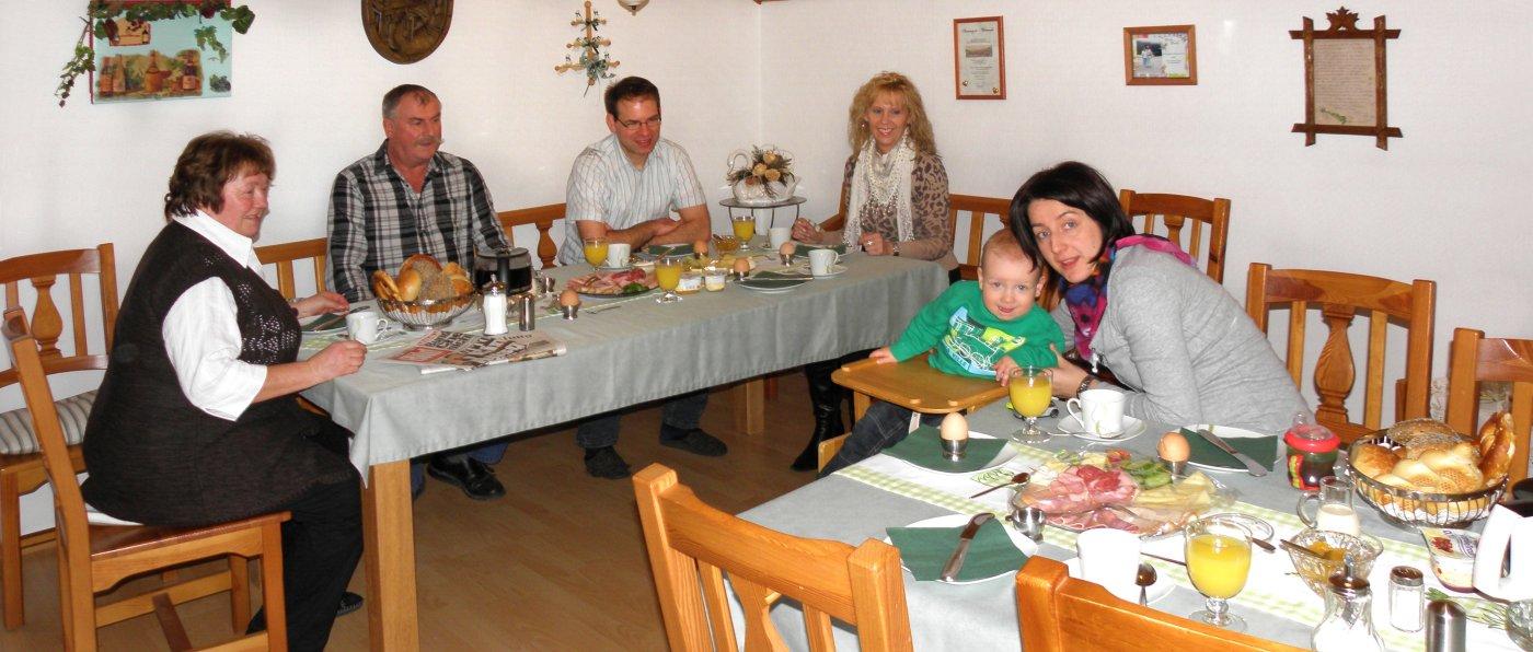 Pension in Waldmünchen Zimmer mit Frühstück in Herzogau