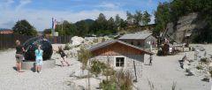 Granit Steinbruch in Hauzenberg der Tipp für einen Bayerischer Wald Ausflug