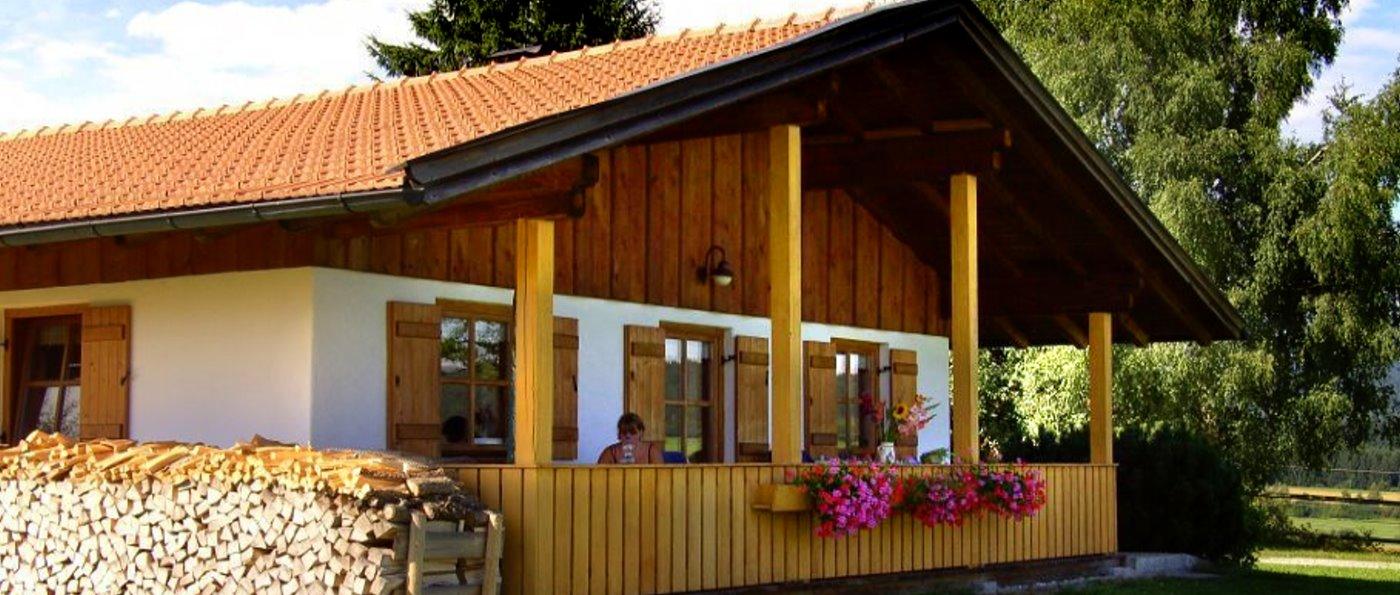 Ferienbungalow in Deutschland Bayerischer Wald Bungalow mieten in Bayern