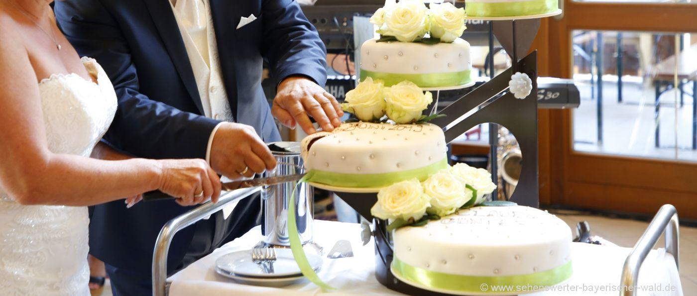 Hochzeitslocation in Freyung Grafenau - Hochzeitssaal & Hochzeitshotel